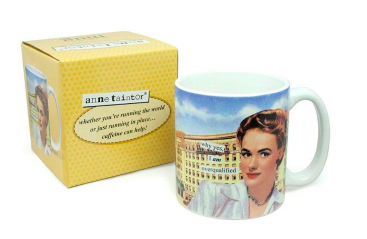 Funny mugs for women