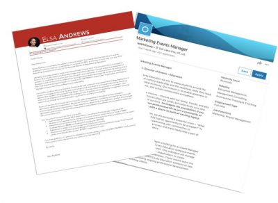 Craft Cover Letter to Job Description